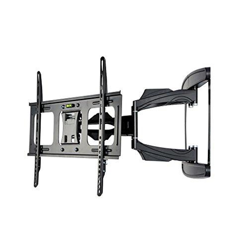 Wandbeugels creatieve intrekbare roterende LCD Smart 32-65 inch TV muur beugel, koud gewalst staal TV beugel, maximale VESA 600 * 400mm plafond Mounts