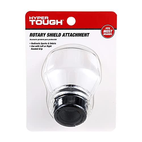 Hyper Tough AU50027N Rotary Tool Shield Attachment