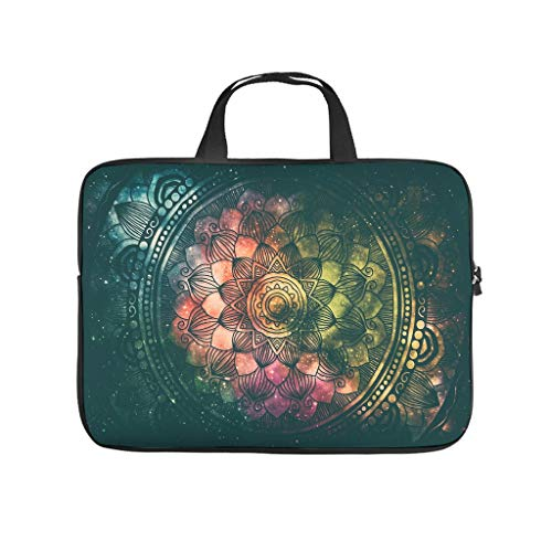 Laptop bag, magical, scratch-resistant, fashionable, laptop bag, compatible with 13 - 15.6 inch notebook