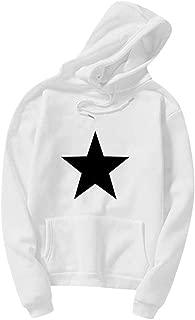 IZHH Men Slim Hoodie Pullover Sweatshirt Thick Winter Overcoat Jacket Hooded Top