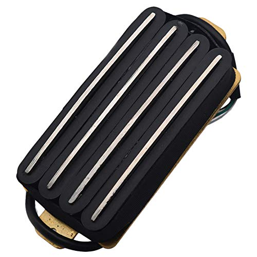 Basage Micrófono Humbucker de cuatro bobinas para guitarra eléctrica de alto rendimiento
