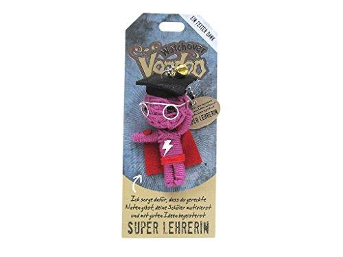 Watchover Voodoo Sammelpuppe- Super Lehrerin