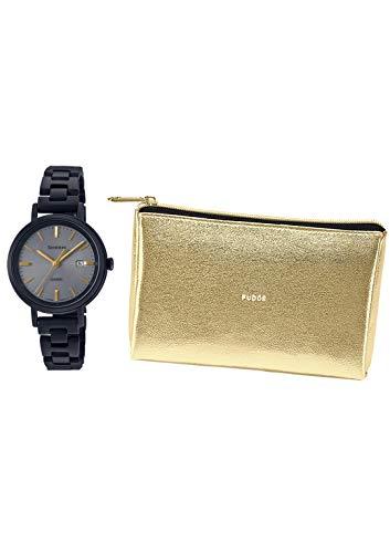 [カシオ] 腕時計 シーン FUDGEコラボレーションモデル SHS-D300FG-1AJR レディース