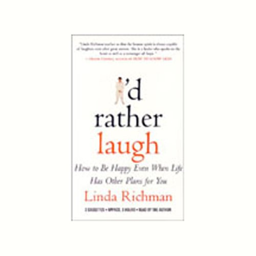 I'd Rather Laugh cover art