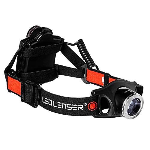 Ledlenser - H7R.2 Rechargeable Headlamp, Black with Case