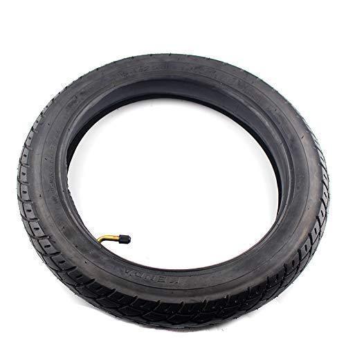 Neumático de Rueda de 14 Pulgadas 14 x 2,125/54-254 El Tubo Interior del neumático se Adapta a Muchos Scooters eléctricos de Gas y Bicicletas eléctricas, Ruedas de Repuesto, Accesorios para neumát