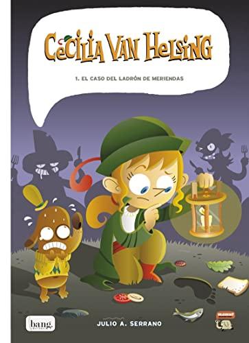 Cecilia Van Helsing: El caso del ladrón de meriendas (Mamut 9+)