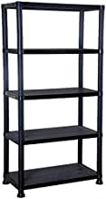 1 BAY OF HEAVY DUTY INDUSTRIAL WAREHOUSE STORAGE SHELVING RACKING 1800x900x600mm
