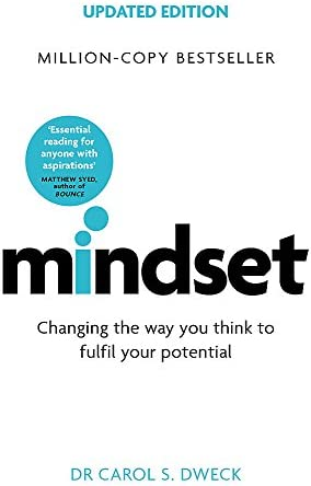 Mindset Updated Edition Changing The Way You think To Fulfil Your Potential product image