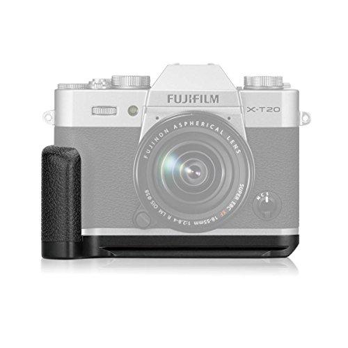 Meike XT20G Aluminum Alloy Hand Grip Quick Release Plate L Bracket for Fujifilm X-T20 X-T10 X-T30