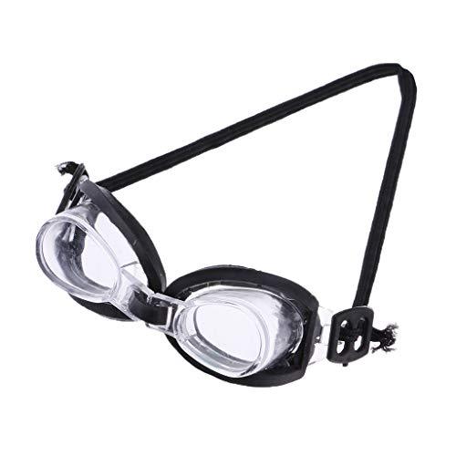 Fenteer Miniatur Schwimmbrille Taucherbrille Schutzbrillen Strand Schwimmen Zubehör für 1/6 Blythe Puppe