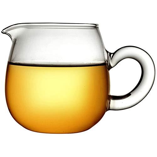 Mozentea Chinesischer Gong Kung Fu Tee & Milch Krug Cha Hai Tee Fairness Tasse Teilen Krug Gong Dao Bei 280 ml