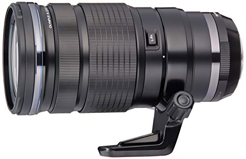 Olympus Objetivo M.Zuiko Digital ED 40-150mm F2.8 Pro, teleobjetivo, Adecuado para Todas Las cámaras MFT (Modelos Olympus OM-D & Pen, Serie G de Panasonic), Negro
