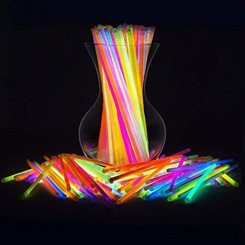 Pulseras Luminosas 500 Unidades (Variado) Pulseras Luminosas de la Máxima Calidad