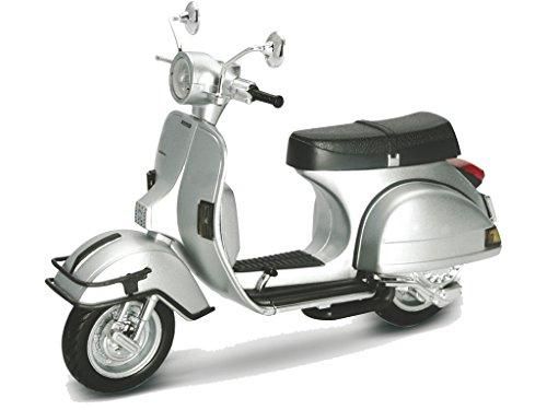 Figura Decorativa Moto Vespa P200E del Escala 1:12