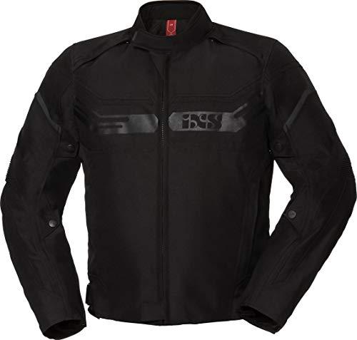IXS Motorradjacke mit Protektoren Motorrad Jacke X-Sport Jacke RS-400-ST schwarz S, Herren, Sportler, Ganzjährig, Polyester
