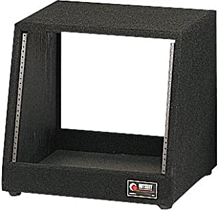 Odyssey CRS12 12 Space Carpeted Studio Rack photo