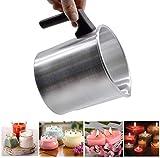 PEXWELL Kerzenschmelztopf, Wachsbad (1,2 l/3 l), Wachsschmelzbecher, DIY-Wachs-Badeinsatz für...