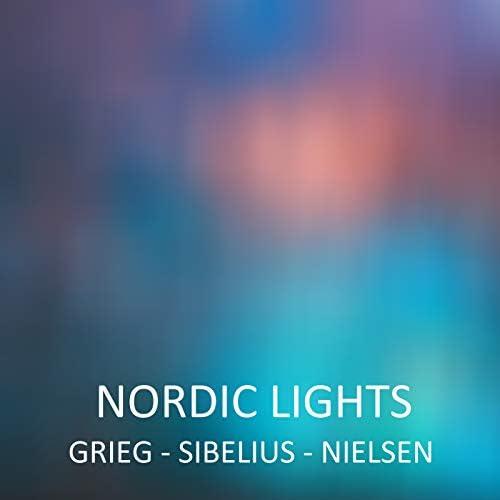 Edvard Grieg, Carl Nielsen & Jean Sibelius