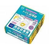 トイレ処理袋 ワンズケア 30枚入 YS-290 (総合サービス) (トイレ用品)