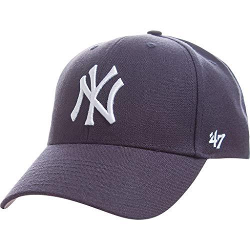 47 Casquette Mixte Taille unique Bleu marine – Yankees