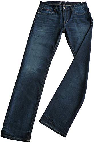 Tommy Hilfiger Stretch-Jeans W40/L32, Straight FIT, Form: Ryan, Hose