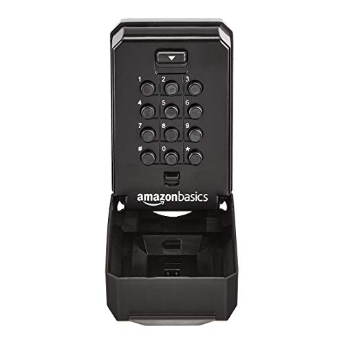 Amazon Basics - AB-LB102 Caja de seguridad para llaves