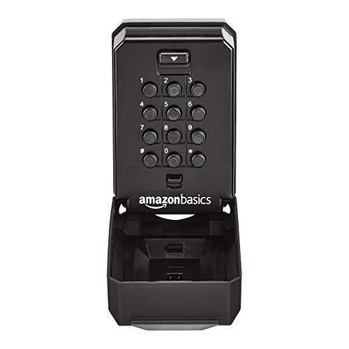 AmazonBasics - AB-LB102 Caja de seguridad para llaves