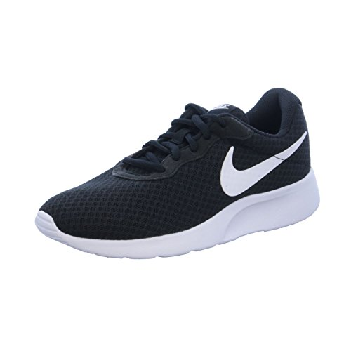 Nike WMNS Tanjun - Scarpe da ginnastica da donna, (011 bianco e nero.), 37.5 EU