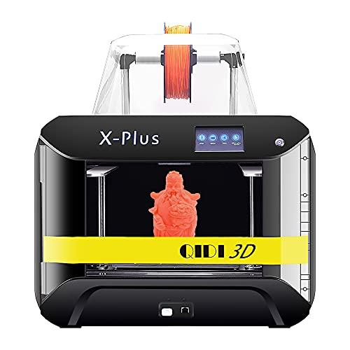 R QIDI TECHNOLOGY 3D Printer, Large Size X-Plus Intelligent Industrial Grade 3D Printer with Nylon,...