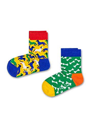 2-Pack Dog Socks