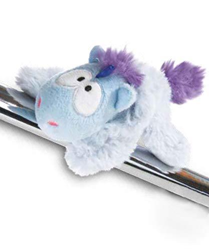 NICI 42442 Magnettier Einhorn Spielzeug, Blau/Violette