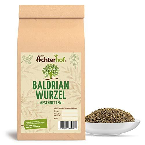 100g Baldrian Tee - Baldrianwurzel geschnitten Natürlich vom Achterhof