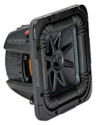Kicker L7S84 L7S 8' Subwoofer Dual Voice Coil 4-Ohm 450W