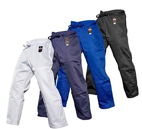 Fuji BJJ Gi Pants,White,A2