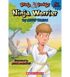 Ninja Worrier  Ready Freddy? 2nd Grade Series #9