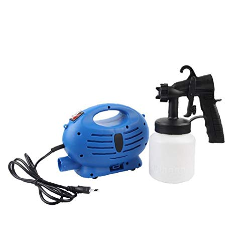 MICHAELA BLAKE Pulverizador de Pintura, Separable del envase Ajustable Perilla de la válvula de Mano Pistola de pulverización de Pintura Pintura Paredes y techos