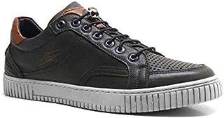 Hakiki Deri Haki Kalın Taban Erkek Spor Ayakkabı