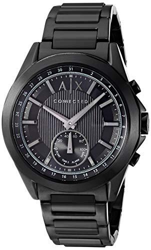 Armani Exchange Reloj Analogico para Hombre de Cuarzo con Correa en Acero Inoxidable AXT1007