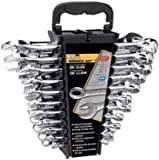 comodo Wrench Set Wrench Set Double Sided Combination Wrench (Pack of 12)