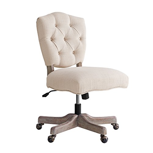 Linon Chair, White