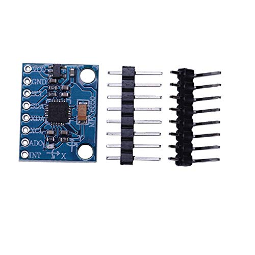 Gaetooely GY-521 MPU-6050 Module 3 Axis Gyroscope+ 3 Axis Accelerometer Module for