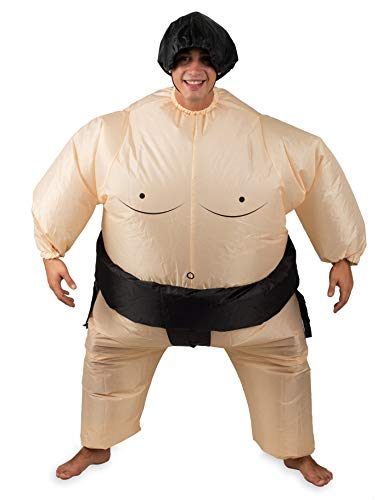PARTY FIESTA Disfraz Hinchalble Sumo