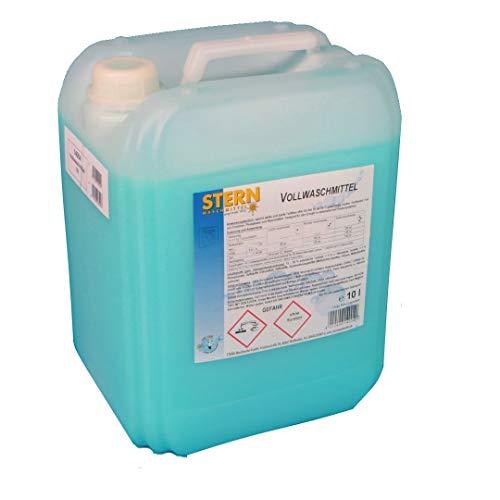10l Original Stern Waschmittel Vollwaschmittel flüssig Flüssigwaschmittel Made in Germany