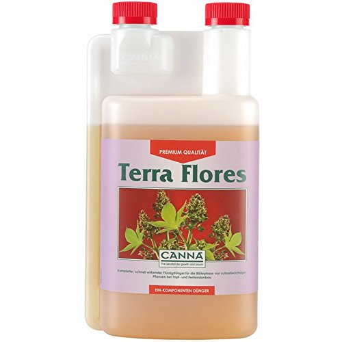 Canna 5110001.0 Terra Flores 1L, 27X13X6 Cm