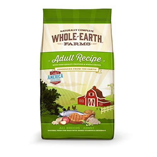 Whole Earth Farms Natural Dry Dog Food Adult Recipe - 25.0 lb Bag