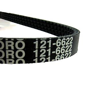 OEM Toro Power Clear 721 Snowblower Paddle 38261, Scraper 133-5585P, V-Belt 121-6622 Kit with Hardware