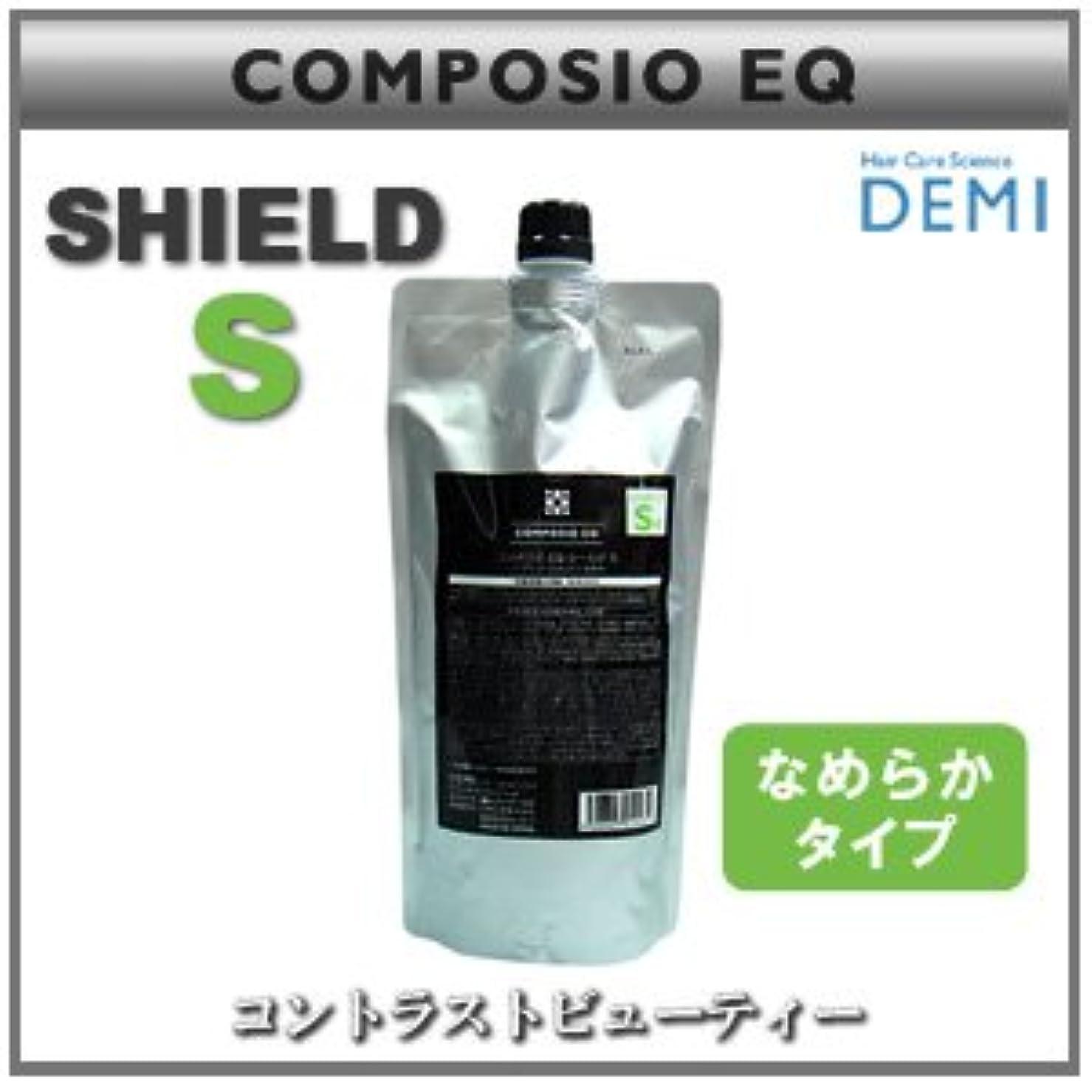 ヨーロッパ哺乳類第五【X5個セット】 デミ コンポジオ EQ シールド S 450g