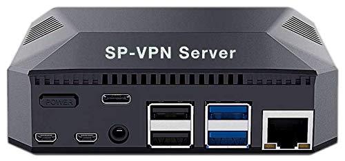 VPN Router: SP-VPN 1700 Server - Typ SV1700.10/10 Tunnel, 2 Stufen Authentifizierung, optimal für Homeoffice, vom BSI empfohlenes Verfahren
