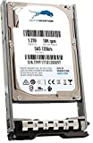 1.2TB 10K SAS 12Gb/s 2.5' HDD for Dell PowerEdge Servers | Enterprise Hard Drive in G13 Tray | Compatible with 400-AJPD R3H6D 400-AJPI WXPCX RWV5D 400-AJON V2KWT 89D42 9XNF6 400-AJQD 463-7475 FY96C